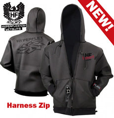 Hyperflex 2mm Playa Harness Zip Jacket
