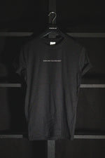 FEELING - T-SHIRT (BLACK)