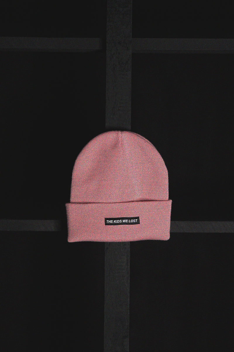 THE KIDS WE LOST - BEANIE (PINK)