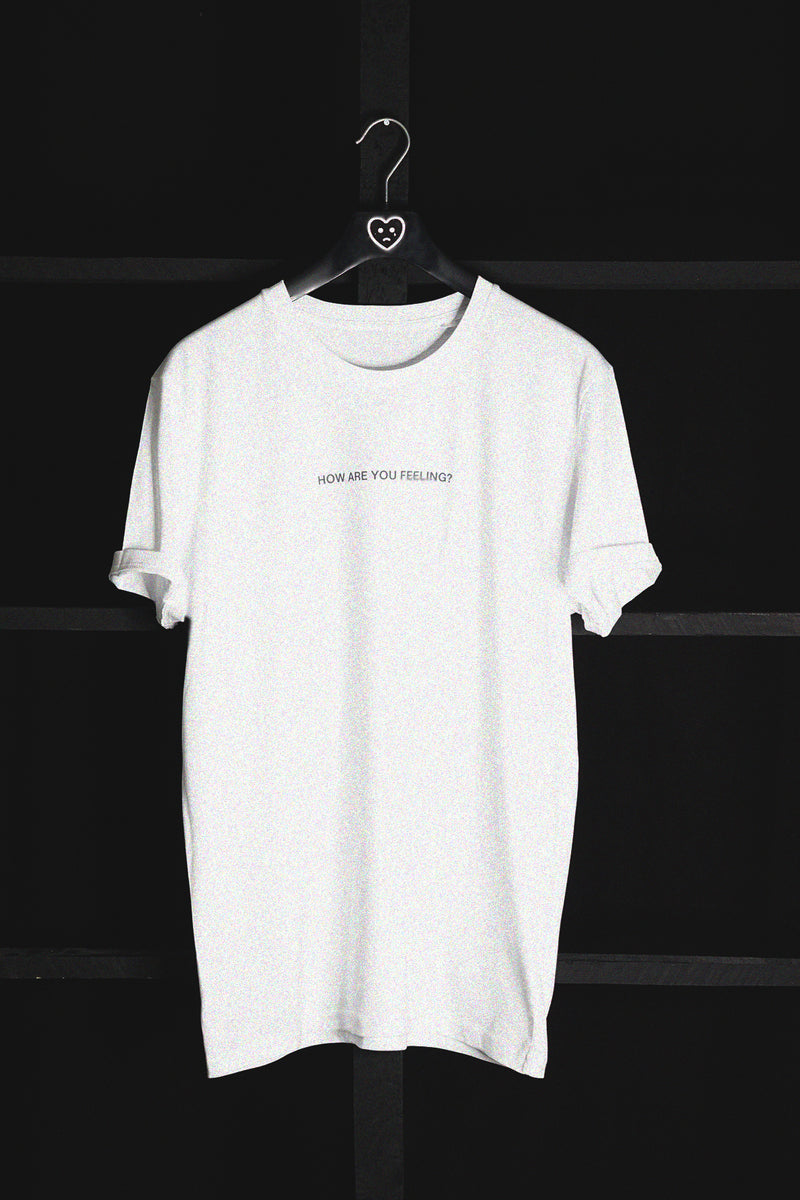 FEELING - T-SHIRT (WHITE)