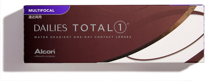 Dailies Total 1 Multifocal • 30pk  d378f8efad4a9