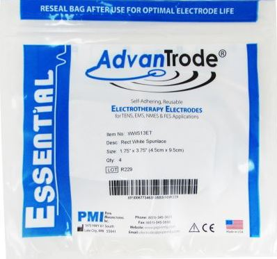 Cloth Advantrode Essential Electrodes