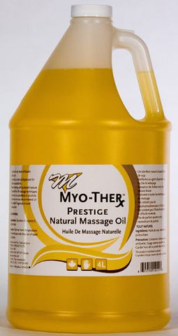 Myo-ther Prestige Natural Massage Oil