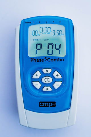 CMP Phase 5 Combo TENS and NMES Unit