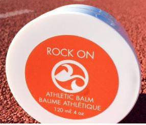 Rock On Athletic Balm