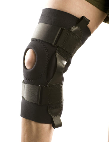 Anatech - Hinged knee