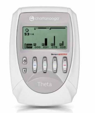 Chattanooga Theta 4 Channel TENS & NMES Unit