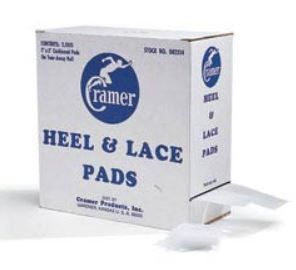 Heel and Lace Pads