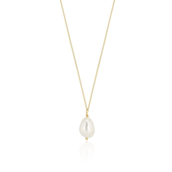 Alba Pearl Necklace - elliparr