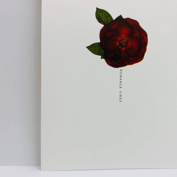 Greeting Card - Romance Vibes - elliparr