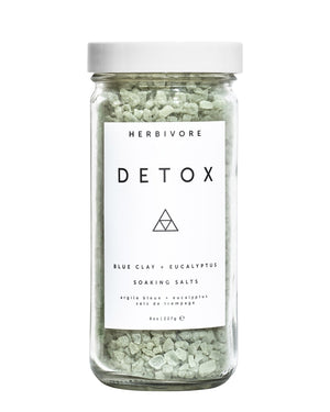 Herbivore Soaking Salts - DETOX - elliparr