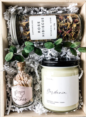 Self Care Box | Pamper - elliparr