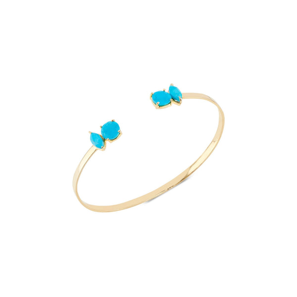 Sydney Bangle | Turquoise - elliparr