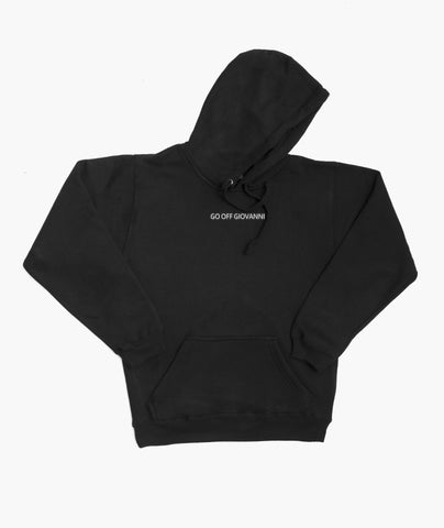 go off giovanni - hoodie