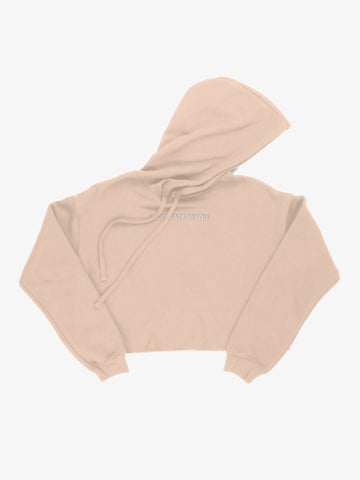 love that for you - cropped hoodie