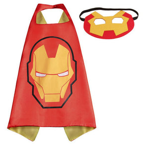 Iron Man Cape without Mask