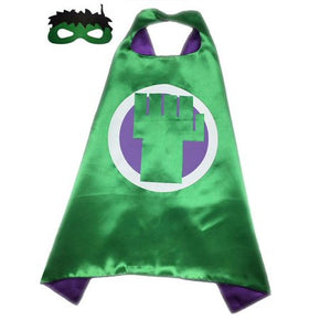 Hulk Cape without Mask