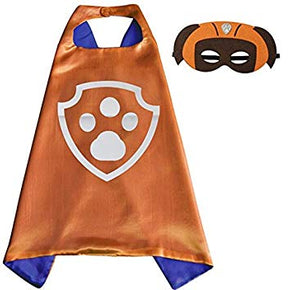 Paw Patrol Cape and Mask: Zuma