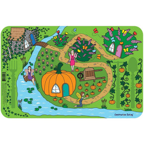 Fairy Garden Placemat (1 Piece)