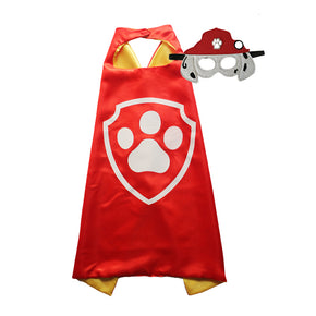 Paw Patrol Cape without Mask: Marshall