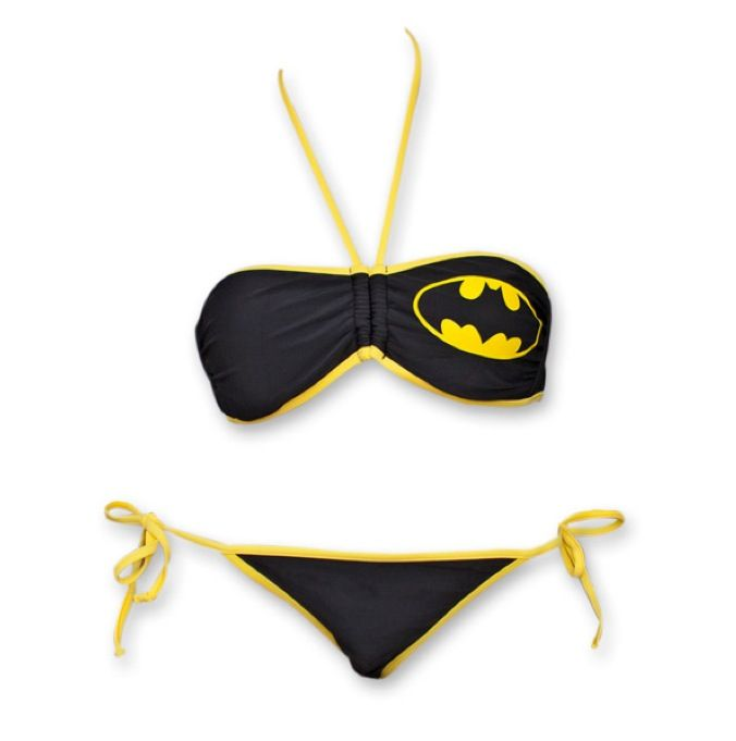 And Adults For Batman Bottom Bikini Top 0PXnNwOkZ8