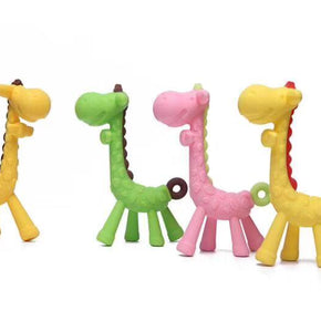 Giraffe Self-Standing Teether