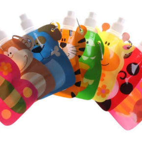Flexi Friends Foldable & Reusable Bottle