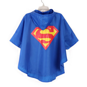 Superman Raincoat and Mask