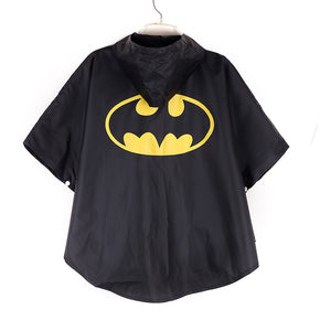 Batman Raincoat and Mask