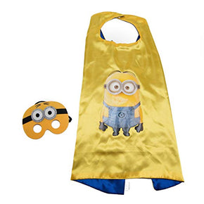 Minion Cape and matching Mask