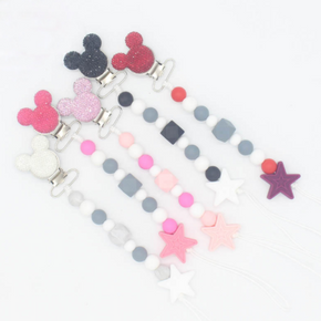 Mickey Diamante Dummy Chain (Various designs)
