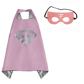 Supergirl Cape and Mask