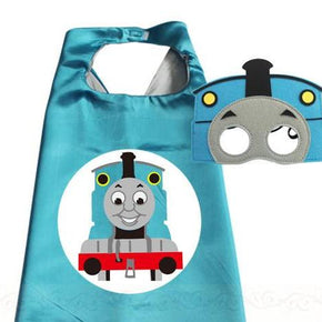Thomas the Tank Engine Cape and Mask