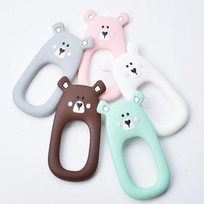 Bear Silicone Teether