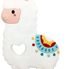 Llama Love Silicone Teether
