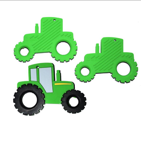 Tracktor Silicone Teether
