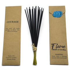 Courage Incense - Hippie Hut