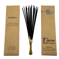 Energy Incense - Hippie Hut