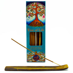 Tree Of Life Incense - Hippie Hut Australia
