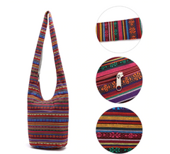 Hippie Shoulder Bag - Hippie Hut