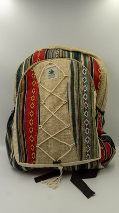 The Hemp Backpack - Hippie Hut