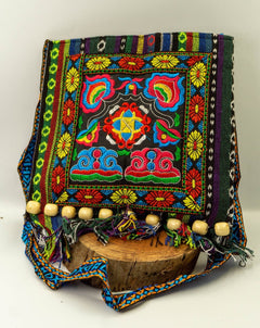 Hippie Embroidered Handbag - Hippie Hut