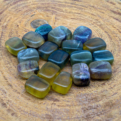 Fluorite Tumbled Stone - Hippie Hut