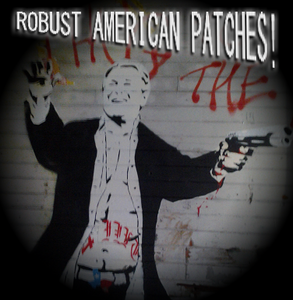 Robust American Patches Logo