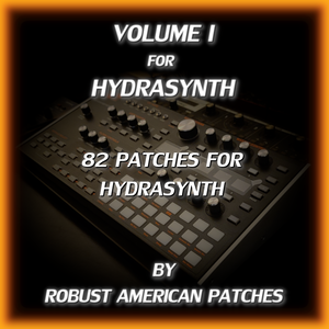 Volume I for the Hydrasynth