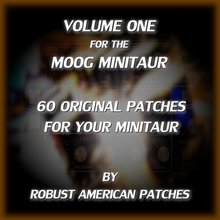 Load image into Gallery viewer, VOLUME I FOR THE MOOG MINITAUR