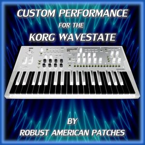 Vox Synthetics Wavestate Performance