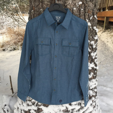 Shirt Mountain Hardwear Mens longsleeve Frequenter Flannel