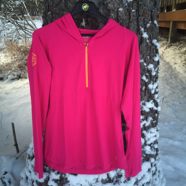 Base Layer Mountain Hardwear Women's Long Sleeve with Hood