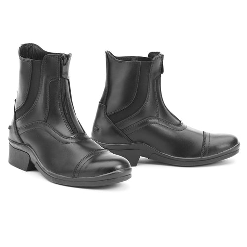 Paddock Boots, OV STRATUM Zip front, Childs & Ladies